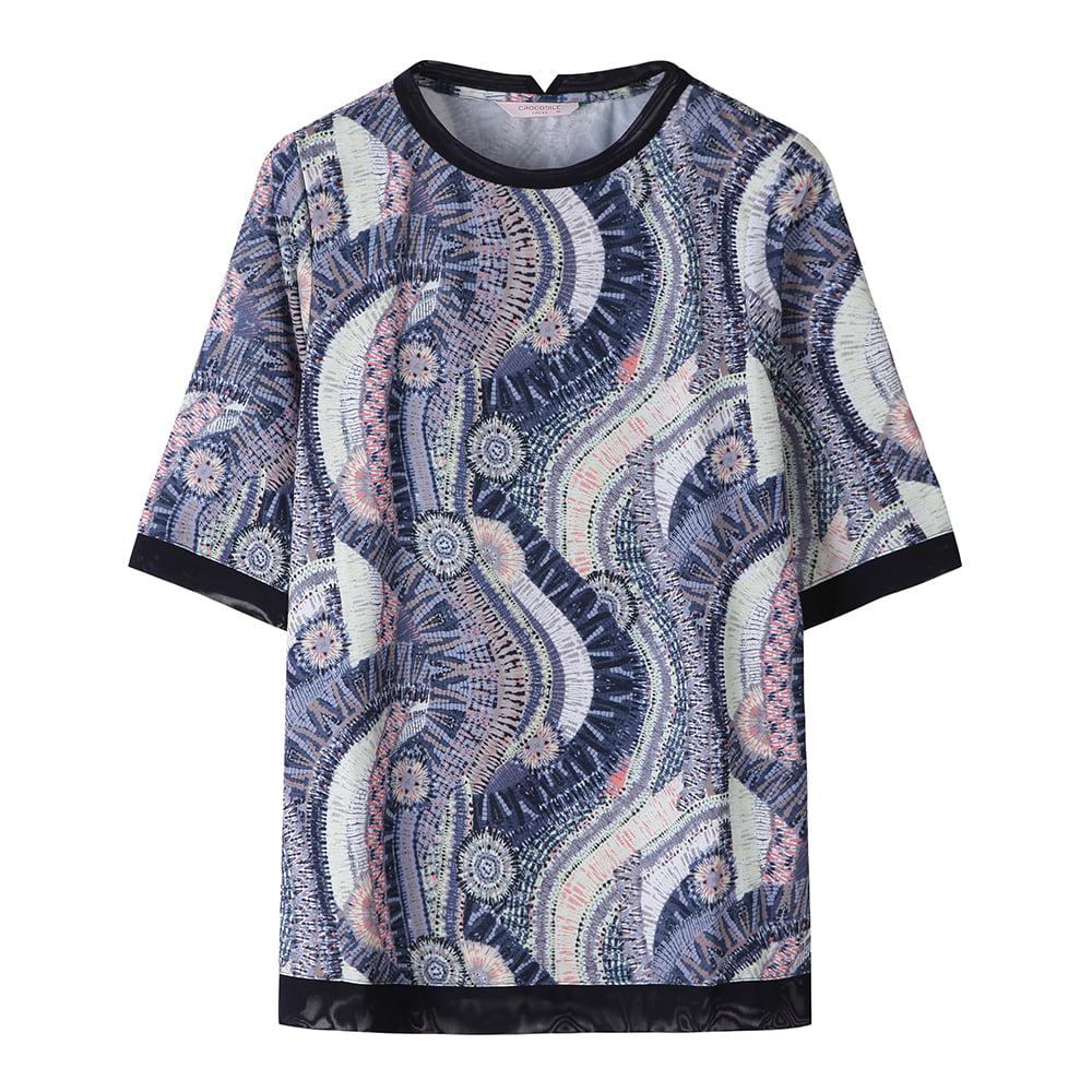 멀티 프린터 티셔츠_CL0MTL403