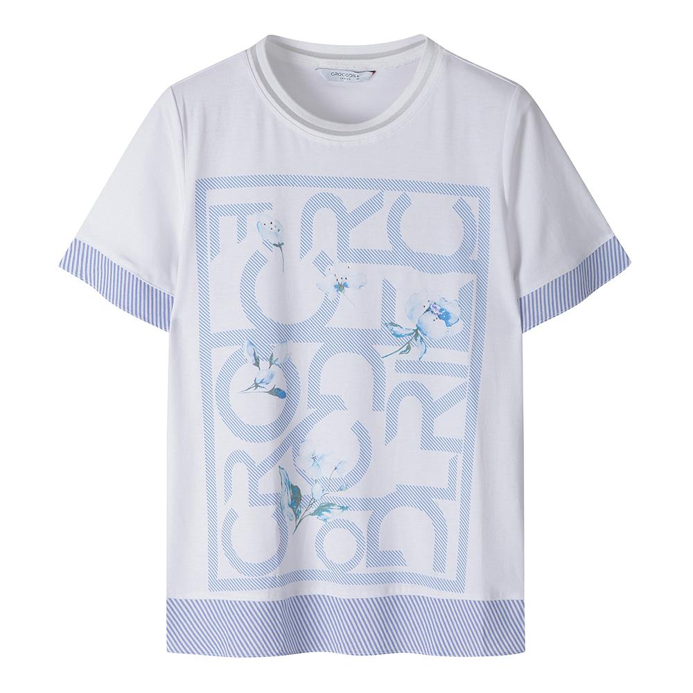 레이어드 스판 티셔츠_CL0MTS105