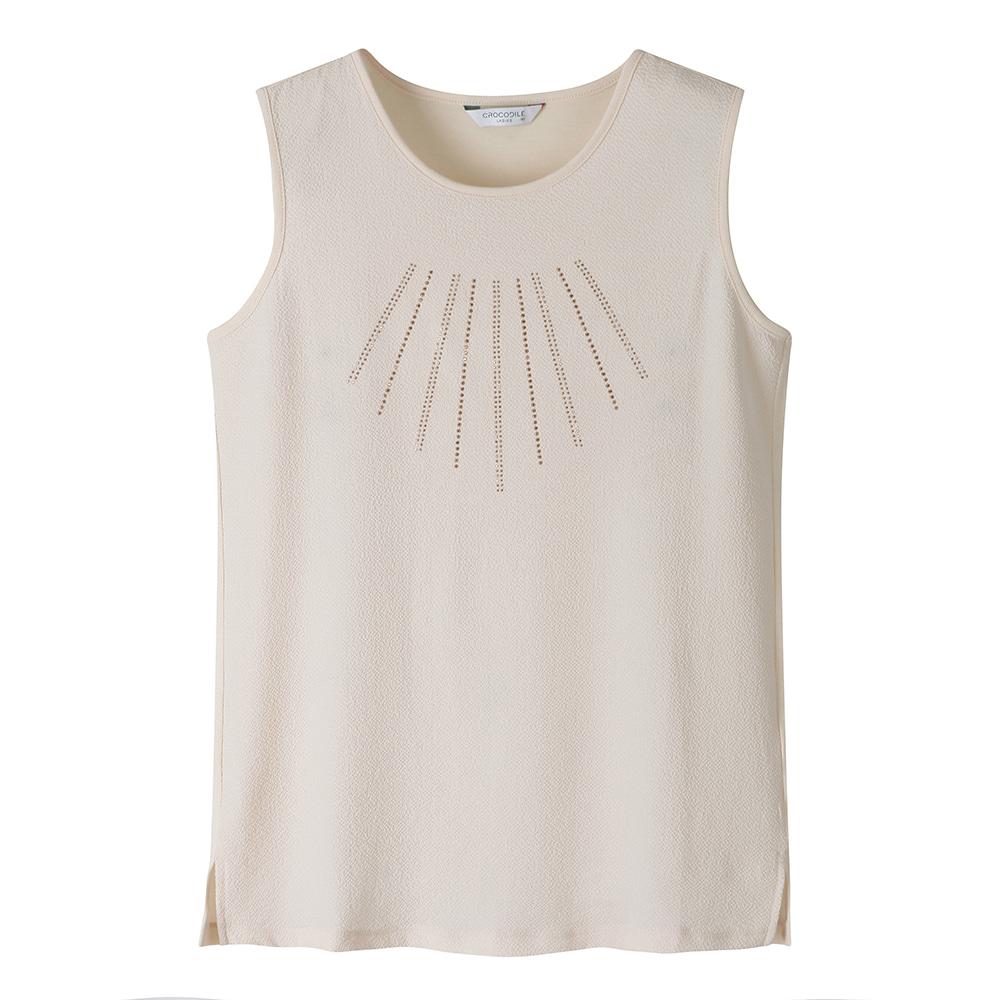 핫피스 민소매 티셔츠_CL0MTS107