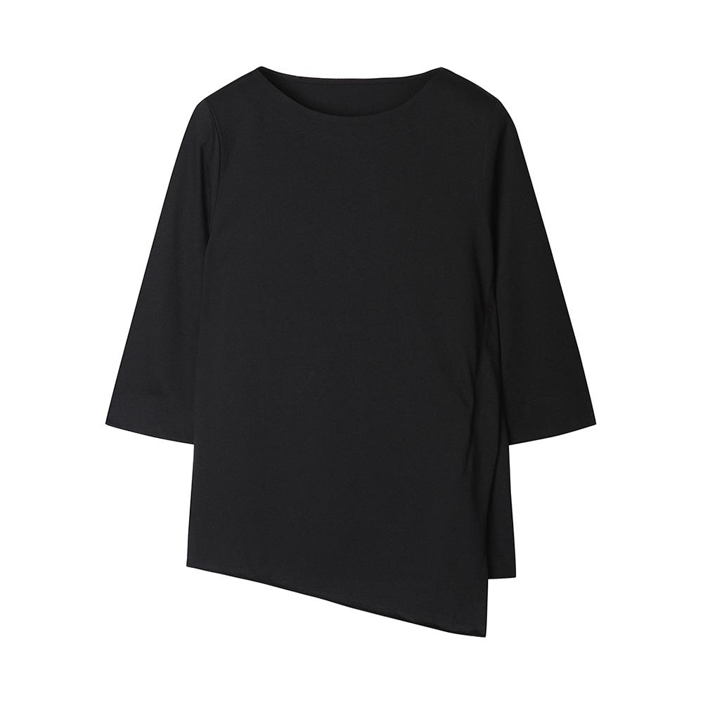 슬릿 포인트 티셔츠_HCAMTS106
