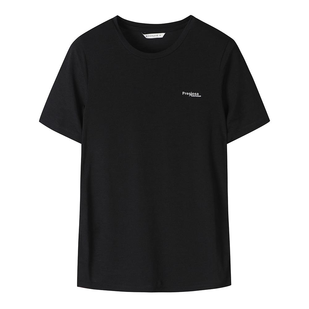 심플한 기본 티셔츠_HCAMTS802