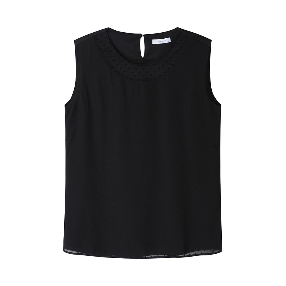 민소매 블라우스형 티셔츠_OHAMTS401